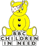 BBC Children In Need - Pudsey Bear